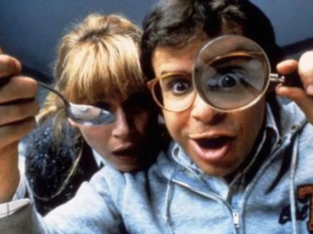 Josh Gad May Star in a Honey, I Shrunk the Kids Reboot / Sequel
