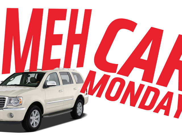Meh Car Monday: I Bet You Totally Forgot About The Chrysler Aspen