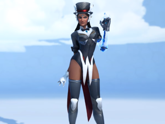 Overwatch Fans Love Moira And Symmetra's New Looks