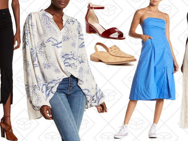 Nordstrom Rack Has a Ton of Free People Stuff on Sale