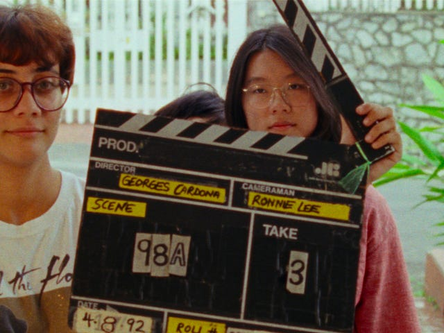 The wonderful Shirkersreclaims a lost film by chronicling its rollicking DIY production