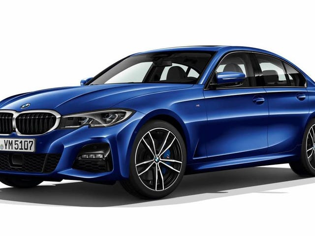 2019 BMW 3 Series: This Is It Before You're Supposed To See It