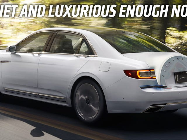 Is The 2017 Lincoln Continental The Rebirth Of Traditional American Luxury?