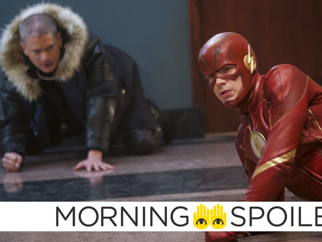 Updates on the Men In BlackReboot, The Flash, and More