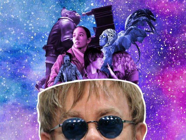 Hvad er din yndlingsbrug af en Elton John-sang i popkultur?
