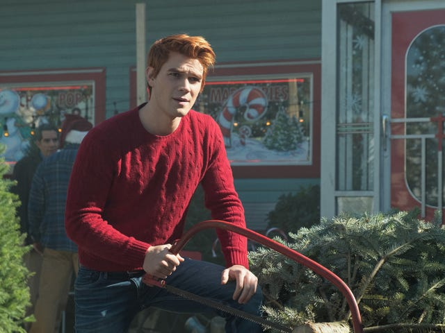 In Riverdale, there's no such thing as a Christmas miracle