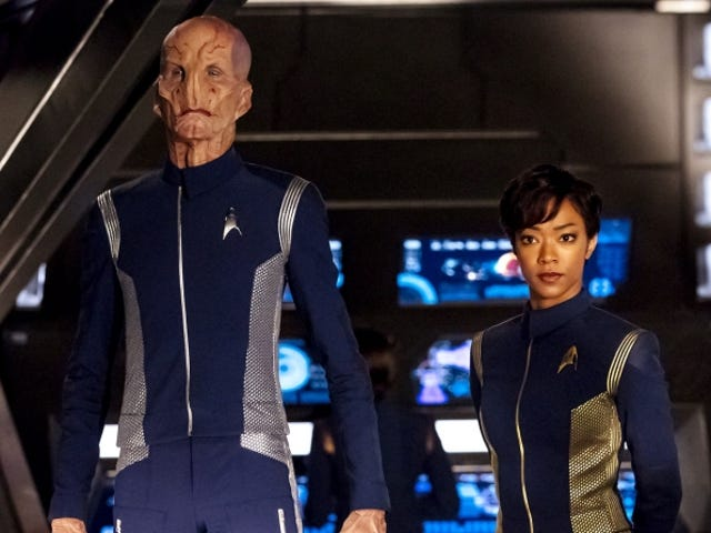 Spoiler-Free Impressions of Discovery