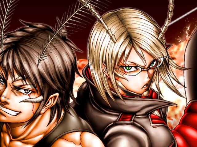 Terra Formars Manga Starts Up Again Next April