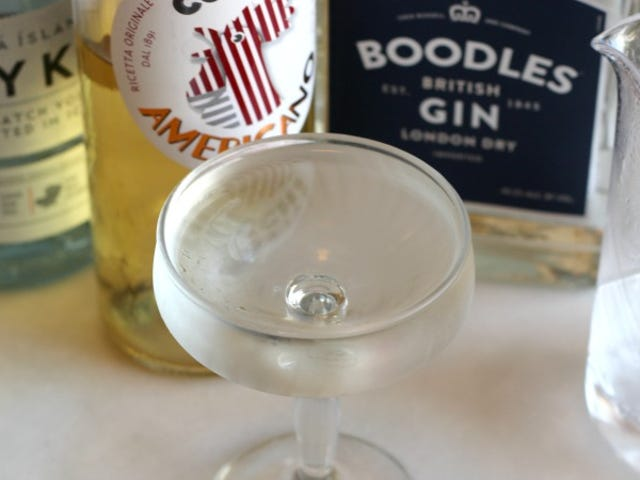 3-Ingredient Happy Hour: The Classic, Boozy Vesper