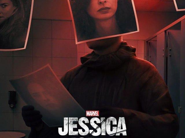Jessica Jones Season 3 dropped today!