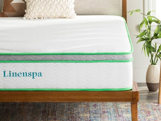 Amazon Will Ship You a Foam Mattress For $300 or Less, Today Only