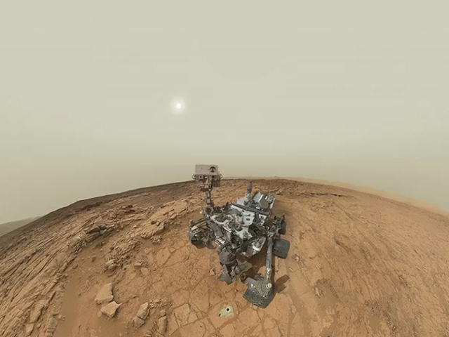 Curiosity Rover's Busted Jackhammer Could Soon Get a Fix