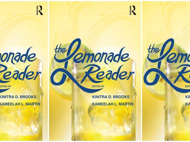 O amargo, o doce e o livro: o trabalho seminal de Beyoncé entra no cânone literário com o leitor de limonada