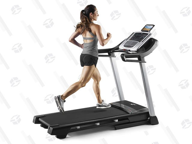 Today's A Great Day To Buy A NordicTrack Treadmill