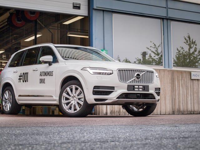 Volvo Plans Autonomous XC90 You Can 'Eat, Sleep, Do Whatever' InBy 2021