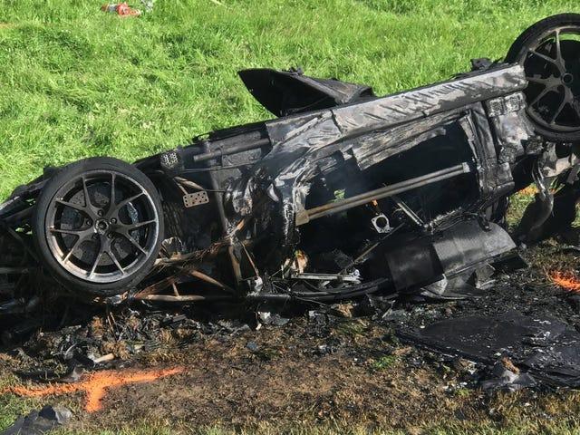 การแข่งขัน Grand Tour Crash ของ Richard Hammond ทำให้ผู้จัดกิจกรรมบางส่วนประสบปัญหาสำคัญ ๆ