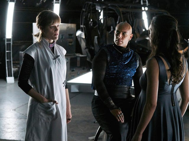 "Killjoys ""What to Expect When You're Expecting... An Alien Parasite"" Reaction Thread"