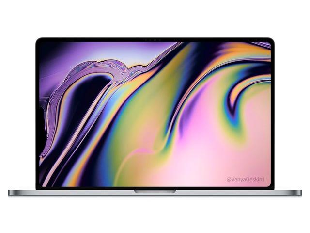 如果您想要新的16英寸MacBook Pro,请准备好您的钱包