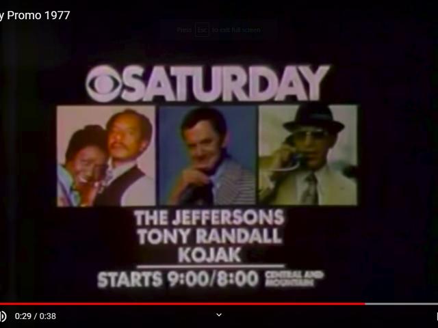 70s CBS Promos Screenshots
