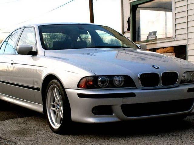 At $21,000, Could This 2003 BMW 540i M-Sport Be One For The Books?