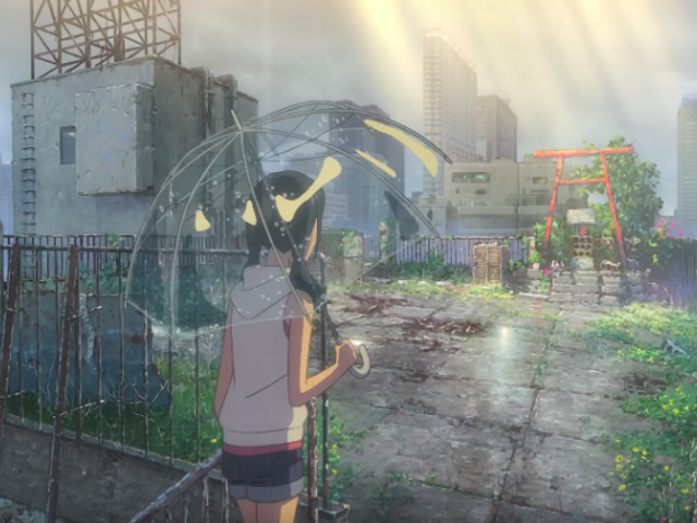 Anime Fans Visit Real-World Locations Of This Summer's Hit Movie