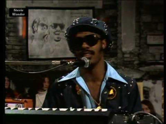 Stevie Wonder? Stevie Ray?