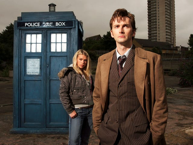 Doctor Who Was Nearly Axed In 2010