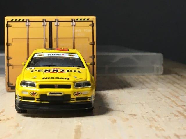 1999 Nissan PENNZOIL NISMO GT-R by Greenlight/Tarmac Works