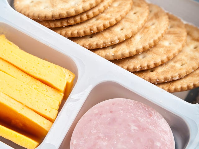 Florida man arrested with cocaine-stuffed Lunchables