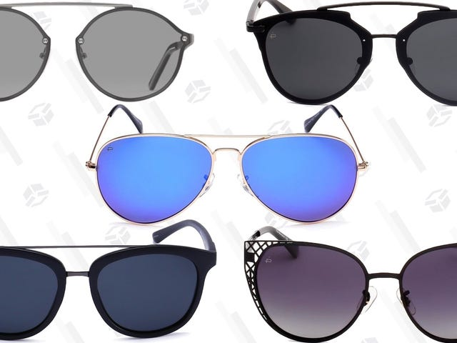 Take Your Pick of Two Privé Revaux Sunglasses For $45