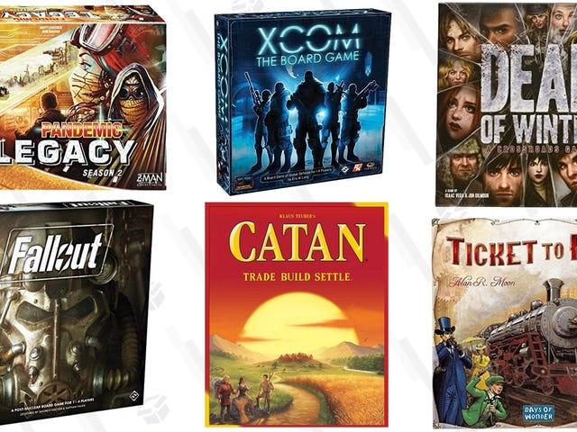 Amazon gemt sin bedste bordspil salg nogensinde for sort fredag