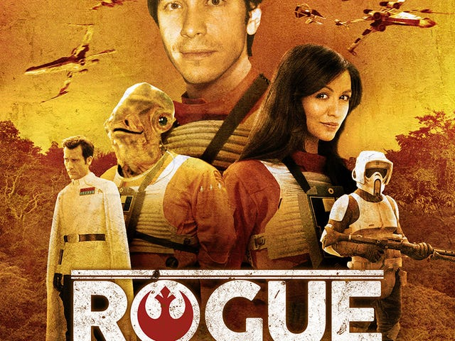 Rogue Squadron - A Star Wars Story
