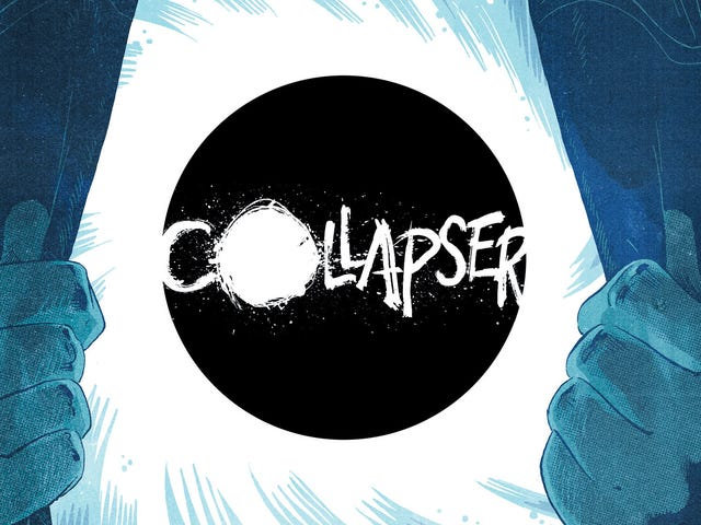 DC's Young Animal returns with a new hero in this Collapser #1 exclusive
