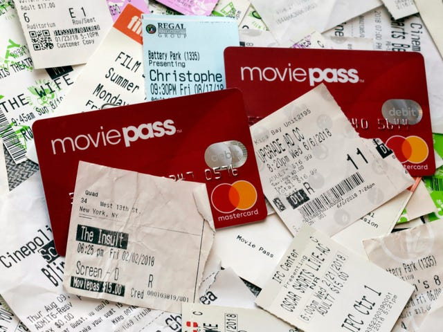 MoviePass Customers: Check Your Credit Card Statements for Fraudulent Charges