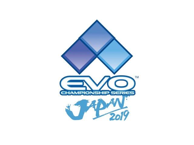 Thể thao điện tử cuối tuần - EVO bằng tiếng Nhật