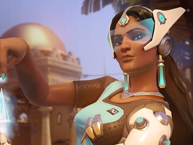 Overwatch Fans Are Swooning Over Symmetra's New Voice Lines