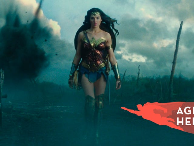 Wonder Woman crashed the boys' club of superhero cinema, saving the DCEU in the process