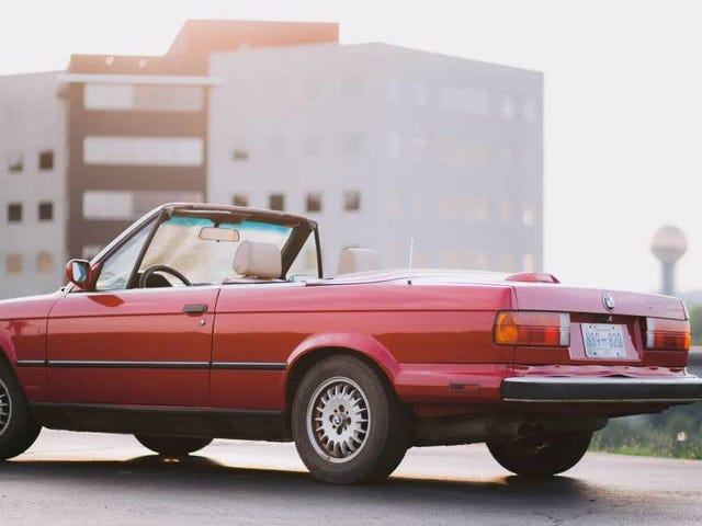 At $2,990, Could This 1988 BMW 325ic Be The Ride To Pick For Your Endless Summer?