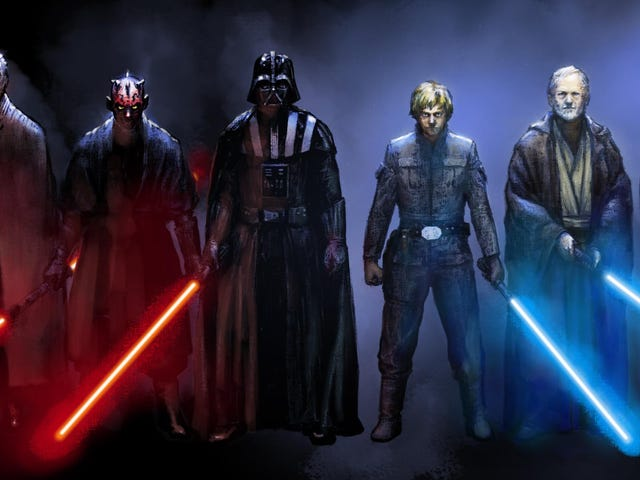 Secrets of Star Wars and the End of Everything