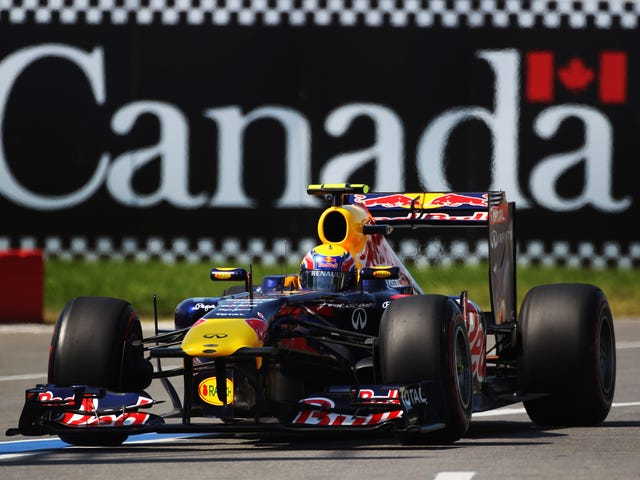Canadian Grand Prix Losing Money: Promoter