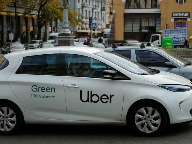 Los Angeles đang cân nhắc việc yêu cầu Uber và các phương tiện trình chiếu khác để trở thành điện