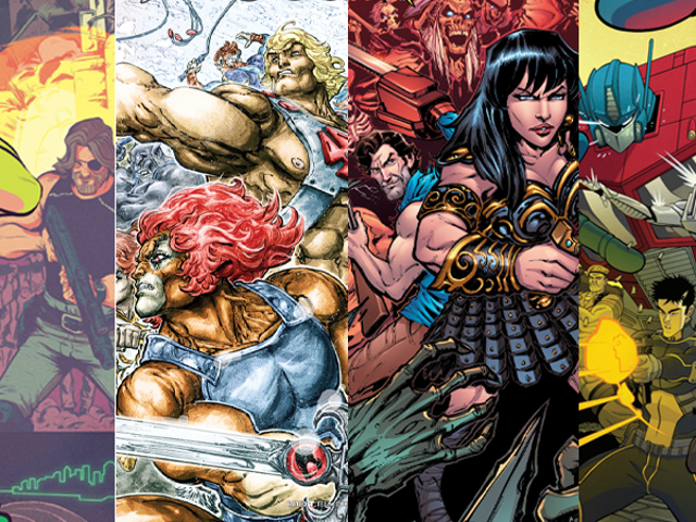 There's a Crazy Amount of Crossover Comics Coming Out This Week