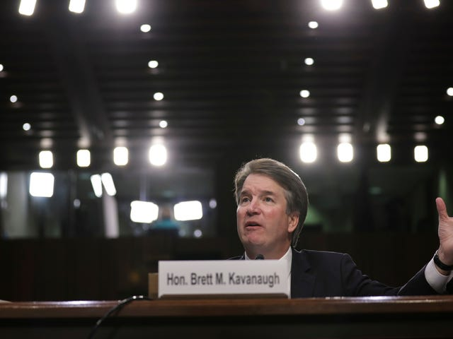 Senate Democrats Sue for Immediate Release of Brett Kavanaugh's Records