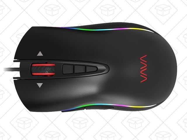RGB On a Budget: Get This Backlit Gaming Mouse For Just $19
