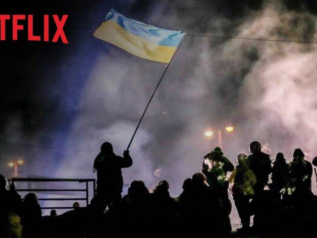 Ukrainian Dignity Revolution on your silver screens