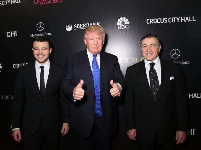 Kung paano ang isang Goofy Publicist ng Russian Pop Star ay Kasangkot sa Lahat Ito White House Russia Bagay-bagay