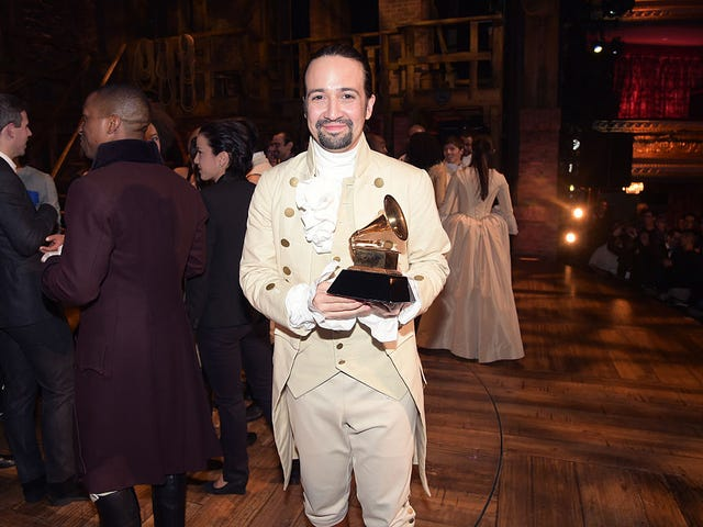'Hamilton' Creator Challenges Ticket Bots to a Duel