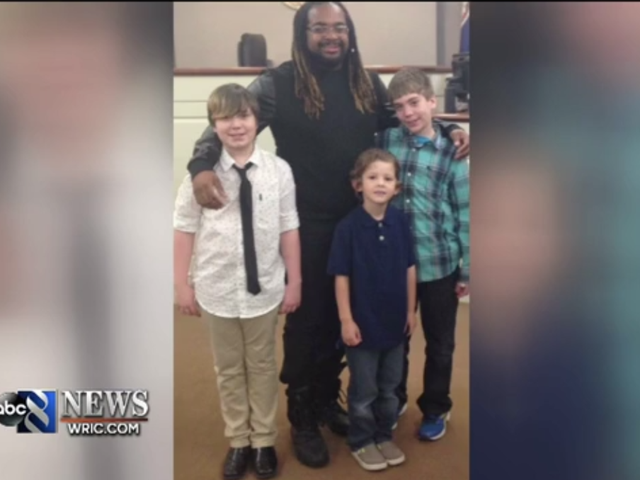 Va. Father of 3 Adopted Boys: 'Family Is Deeper Than Skin Color'