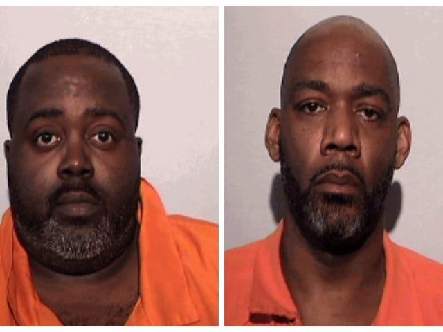 2 pasteurs d'Ohio accusés de crimes sexuels contre les enfants