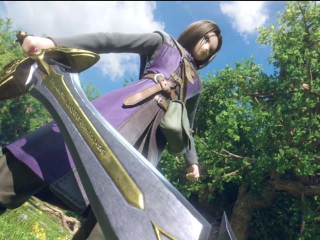 The Next Smash Ultimate DLC é o herói da Dragon Quest